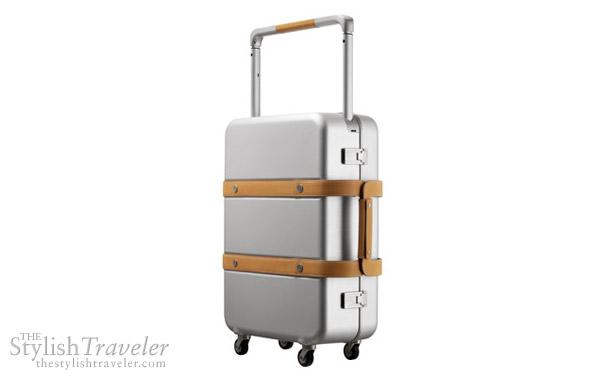 Hermès Orion suitcase - 4-wheel trolley bag
