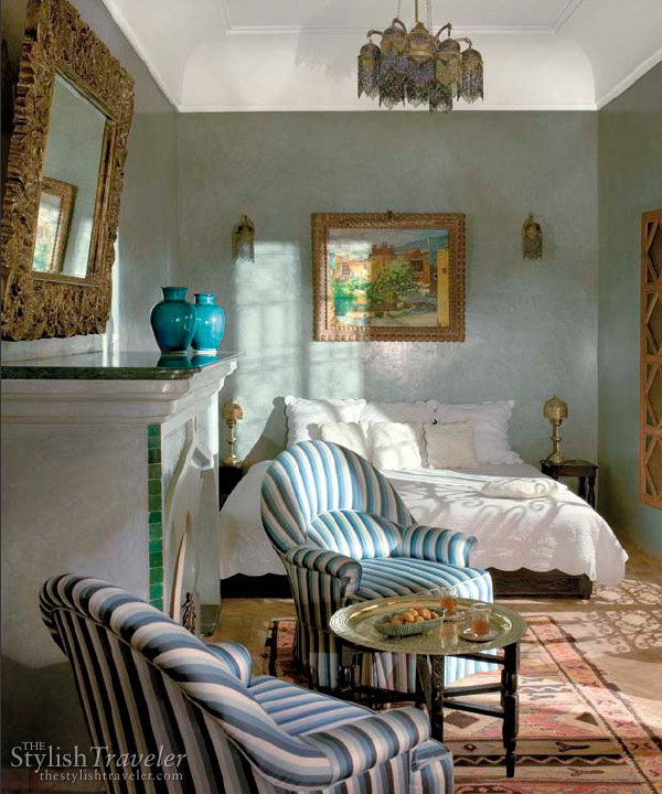 La Sultana Marrakech - charming, luxurious hotel and spa in Marrakesh, Morocco