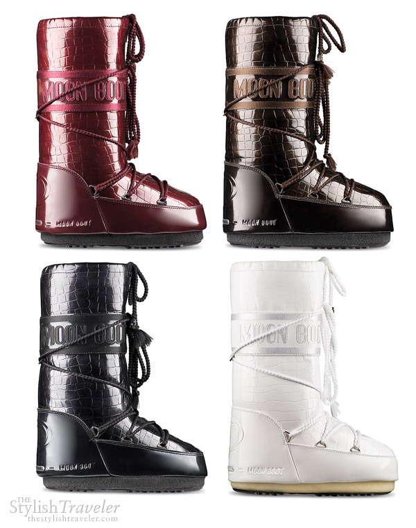 Tecnica Moon Boot Crocodile
