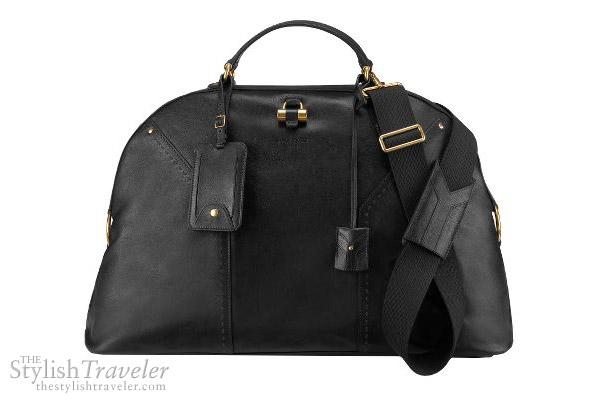 YSL Yves Saint Laurent Muse Overnight Bag