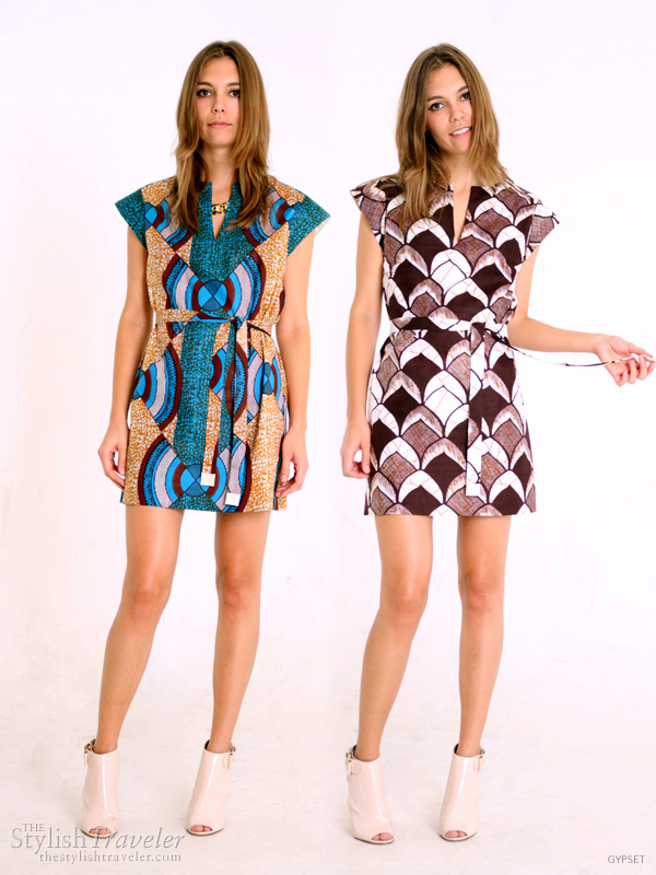 gypset galactic weekender dress